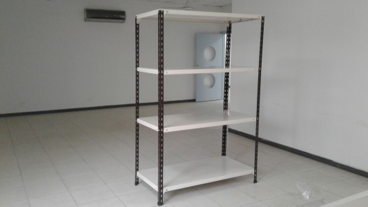 OPEN SHELVING RACKS