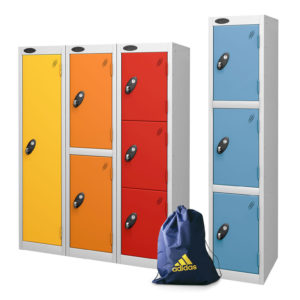 WORKER LOCKER CABINETS